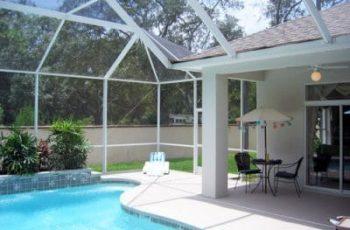 Pool Enclosure Panama City Florida